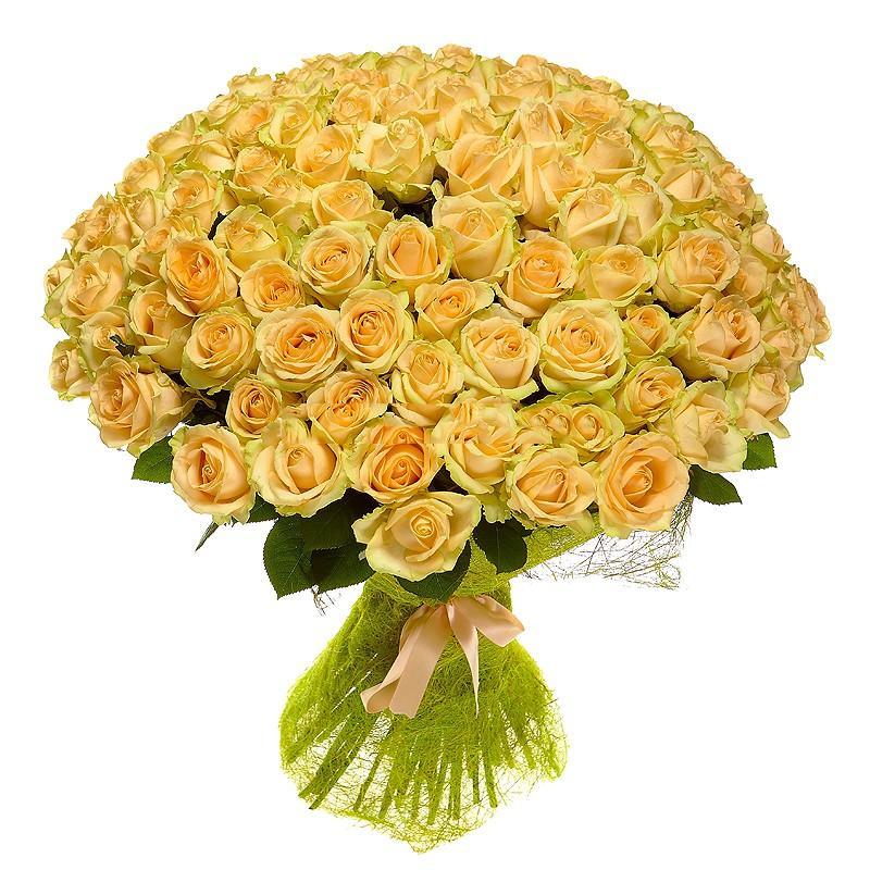 Букет №1 из уральских роз