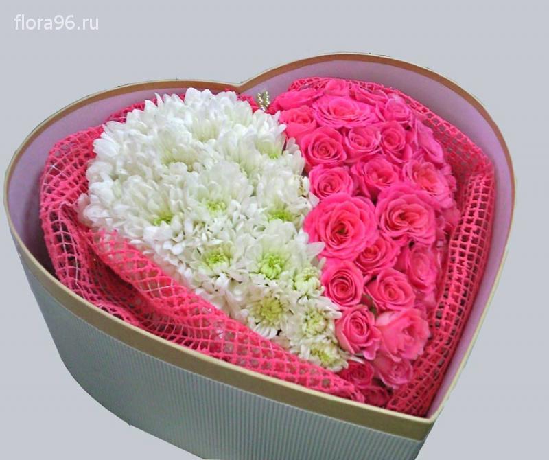 Цветы в коробках №2