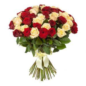 Букет №2 из уральских роз