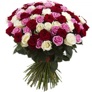 Букет №3 из уральских роз