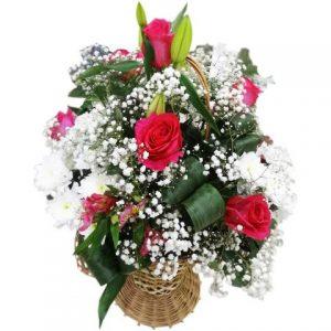 Букет из роз эквадор №8