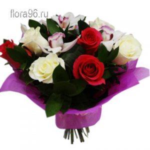 Букет из роз эквадор №11