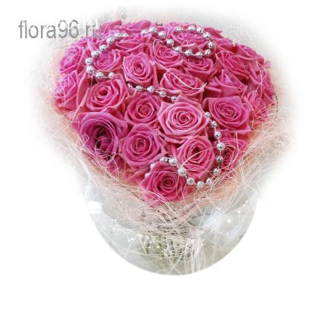 Букет из роз эквадор №19