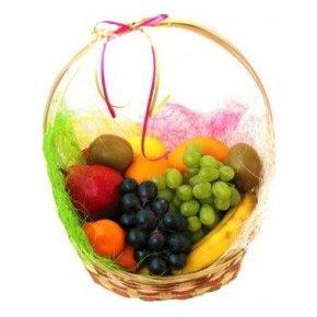 Корзина с фруктами 3