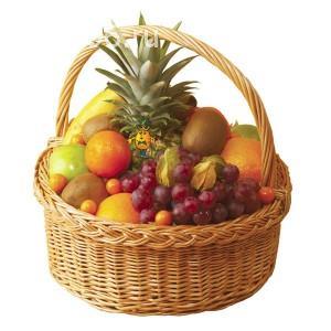 Корзина с фруктами 6