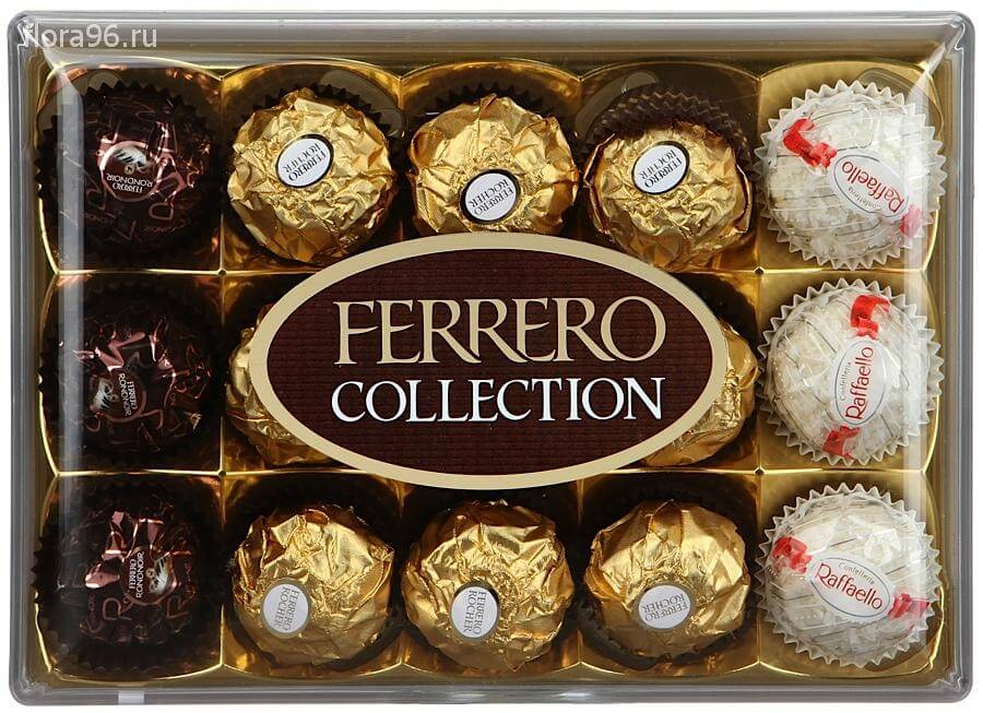 Ферреро коллекция