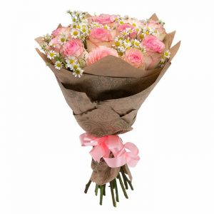 Букет из роз эквадор №27