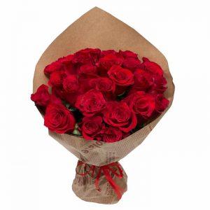 Букет из роз эквадор №25