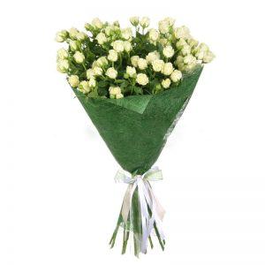 Букеты №14 из кустовых роз