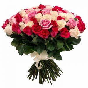 Букет из роз эквадор №30