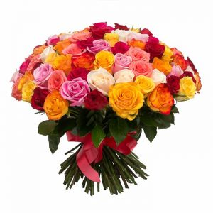 Букет из роз эквадор №31