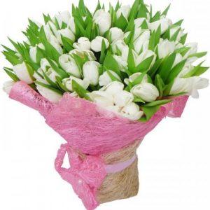 Букет из тюльпанов №6