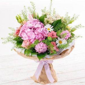 Букет из тюльпанов №13