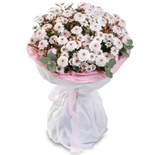 Букет из хризантем №4